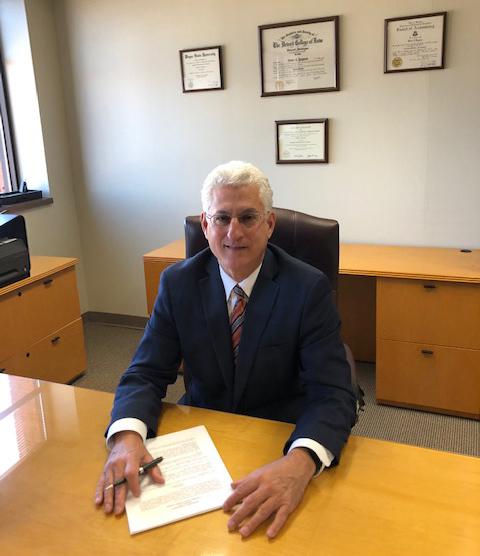 Peter-C-Rageas-Securities-Attorney-Michigan